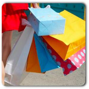 shopping in urbino