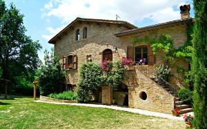 Ca Andreana farmhouse - urbino italy
