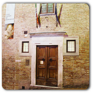 Raphael House urbino