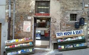 Libraccio di Miki Bookshop - Urbino Italy