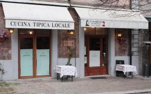 Girarrosto Restaurant - Urbino Italy