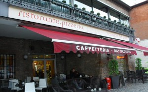 ristorante la terrazza del duca a Urbino