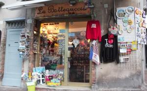 la botteguccia negozio souvenir - urbino