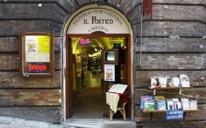 il Portico Library - Urbino Italy