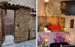 albornoz bed and breakfast - urbino italy